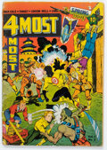 Golden Age (1938-1955):Adventure, 4Most V1#2 (Novelty Press, 1942) Condition: GD/VG....