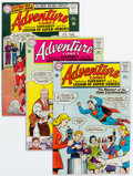 Silver Age (1956-1969):Superhero, Adventure Comics #326, 327, and 339 Group (DC, 1964-65) Condition: Average VF/NM.... (Total: 3 )