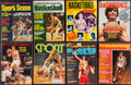 Basketball Collectibles:Publications, 1969-74 Pete Maravich Publication Lot of 8....
