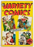 Golden Age (1938-1955):Adventure, Fox Giants Variety Comics #nn (Fox Features Syndicate, 1950) Condition: FN-....