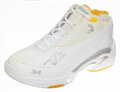 Basketball Collectibles:Others, Shaquille O'Neal Signed Sneaker....