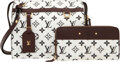 Luxury Accessories:Accessories, Louis Vuitton Set of Two: Speedy Bag and Gamma Wallet. Condition: 4. See Extended Condition Report for Sizes.. ... (Total: 2 )