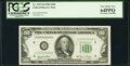 Small Size:Federal Reserve Notes, Fr. 2157-D $100 1950 Federal Reserve Note. PCGS Very Choice New 64PPQ.. ...