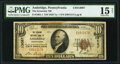 National Bank Notes:Pennsylvania, Ambridge, PA - $10 1929 Ty. 1 The Economy National Bank Ch. # 13087 PMG Choice Fine 15 Net.. ...