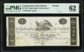 Obsoletes By State:Connecticut, New Haven, CT- Eagle Bank $2 Dec. 1, 1818 G44 Proof PMG Uncirculated 62.. ...