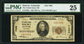 Denver, CO - $20 1929 Ty. 1 The United States National Bank Ch. # 7408 PMG Very Fine 25