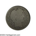 Barber Quarters: , 1901-S 25C AG3 ANACS. A solid About Good example of this ...
