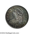 Bust Half Dollars: , 1814 50C MS63 PCGS. O-105, R.2. Bold clash marks (as made)...