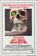 """Movie Posters:Horror, The Legend of Hell House & Other Lot (20th Century Fox, 1973). Folded, Fine. One Sheets (2) (27"""" X 41"""") Robert Tanenbaum Art... (Total: 2 Items)"""
