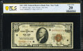 Small Size:Federal Reserve Bank Notes, Fr. 1860-B* $10 1929 Federal Reserve Bank Note. PCGS Banknote Very Fine 20.. ...