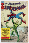 Silver Age (1956-1969):Superhero, The Amazing Spider-Man #20 (Marvel, 1965) Condition: GD....