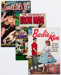 Golden and Silver Age Comics Group of 39 (Various Publishers, 1950s-60s) Condition: Average VF+.... (Total: 39 Comic Boo...