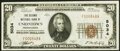 National Bank Notes:Pennsylvania, Uniontown, PA - $20 1929 Ty. 1 The Second National Bank Ch. # 5034 Extremely Fine-About Uncirculated.. ...