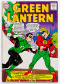 Silver Age (1956-1969):Superhero, Green Lantern #40 (DC, 1965) Condition: VG-....