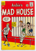 Silver Age (1956-1969):Humor, Archie's Madhouse #22 (Archie, 1962) Condition: VG....