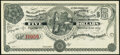 Obsoletes By State:Wyoming, Cambria, WY- Kilpatrick Bros. & Collins $5 January 1897 Remainder Crisp Uncirculated.. ...