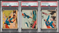 Non-Sport Cards:Lots, 1936 G-Men Heroes of the Law and 1940 Superman Collection (28). ...