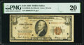 Fr. 1860-K $10 1929 Federal Reserve Bank Note. PMG Very Fine 20