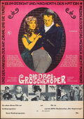 """Movie Posters:Musical, Three Penny Opera & Other Lot (Progress Film-Vertrieb, 1963). Folded, Fine/Very Fine. East German A2s (2) (15.75"""" X 22.5"""" & ... (Total: 2 Items)"""