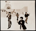 """Movie Posters:Animation, Yellow Submarine & Other Lot (United Artists, 1968). Fine/Very Fine. British Photo (9"""" X 10.75"""") & British Key Art Photo (11... (Total: 2 Items)"""