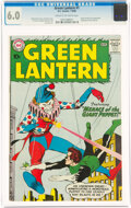 Silver Age (1956-1969):Superhero, Green Lantern #1 (DC, 1960) CGC FN 6.0 Cream to off-white pages....