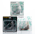 Collectible, KAWS (b. 1974). Holiday: Taipei (set of 3), 2019. Painted cast vinyl. 5-1/2 x 7 x 5-1/2 inches (14 x 17.8 x 14 cm) (each... (Total: 3 Items)