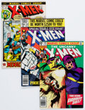 Bronze Age (1970-1979):Superhero, X-Men Group of 69 (Marvel, 1972-85) Condition: Average FN.... (Total: 69 )