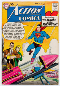 Action Comics #246 (DC, 1958) Condition: FN+