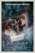 """Movie Posters:Science Fiction, The Empire Strikes Back (20th Century Fox, 1980). Folded, Very Fine. One Sheet (27"""" X 41"""") Style A, Roger Kastel Artwork. Sc..."""