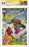 Bronze Age (1970-1979):Superhero, The Amazing Spider-Man #122 Signature Series: John Romita(Marvel, 1973) CGC NM/MT 9.8 White pages....