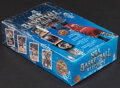 Basketball Cards:Unopened Packs/Display Boxes, 1992-93 Upper Deck Basketball Series 1 Unopened Box With 36 Packs....