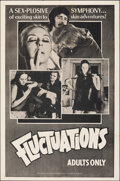 """Movie Posters:Adult, Fluctuations (American Film Distributing, 1970). Folded, Fine/Very Fine. One Sheet (27"""" X 41""""). Adult.. ..."""