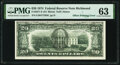Full Face to Back Offset Error Fr. 2071-E $20 1974 Federal Reserve Note. PMG Choice Uncirculated 63