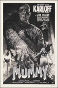 """Movie Posters:Horror, The Mummy (Mondo, 2018). Rolled, Very Fine+. Signed and Hand Numbered Limited Edition Screen Print Poster (24"""" X 36"""") Varian..."""