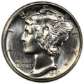 Mercury Dimes, 1941-S 10C MS68 Full Bands PCGS. With Full Bands, the 1941-S Mercury dime is usually available, but Registry-grade coins ar...