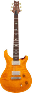 Musical Instruments:Electric Guitars, 2000 Paul Reed Smith (PRS) McCarty Amber Solid Body Electric Guitar, Serial #0 45064.. ...