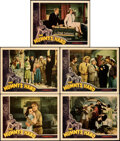 """Movie Posters:Horror, The Mummy's Hand (Universal, 1940). Very Fine-. Lobby Cards (5) (11"""" X 14"""").. ... (Total: 5 Items)"""