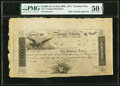 TN-1 $1,000 Act of June 30, 1812 Treasury Note PMG About Uncirculated 50 EPQ