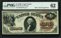 Large Size:Legal Tender Notes, Fr. 30 $1 1880 Legal Tender PMG Uncirculated 62.. ...