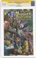 Modern Age (1980-Present):Horror, Alan Moore's Yuggoth Cultures and Other Growths #1 Signature Series: Alan Moore (Avatar Press, 2003) CGC NM+ 9.6 White pages....