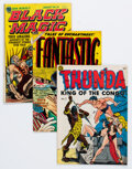 Golden Age (1938-1955):Science Fiction, Golden and Silver Age Sci-Fi/Mystery Comics Group of 10 (Various Publishers, 1950s-60s) Condition: Average VG+.... (Total: 10 Comic Books)