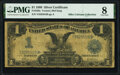 Fr. 229a $1 1899 Silver Certificate PMG Very Good 8