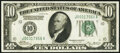 Fr. 2000-J $10 1928 Federal Reserve Note. Very Fine