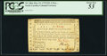 North Carolina May 15, 1779 $25 A Free Commerce PCGS About New 53