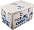 Baseball Cards:Unopened Packs/Display Boxes, 1976 Topps Baseball Vending Case With Twenty-Four 500 Count Boxes! ...