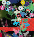 Prints & Multiples, Takashi Murakami (b. 1962). Korin: Dark Matter, 2015. Offset lithograph in colors on smooth wove paper. 30 x 28-3/4 inch...