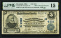 Cleveland, OH - $5 1902 Plain Back Fr. 601 Central National Bank Savings & Trust Company Ch. # (M)4318