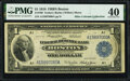 Fr. 709 $1 1918 Federal Reserve Bank Note PMG Extremely Fine 40