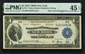 Fr. 712 $1 1918 Federal Reserve Bank Note PMG Choice Extremely Fine 45 EPQ