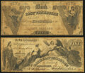 Knoxville, TN- Bank of East Tennessee at Chattanooga $5 May 1, 1853 Very Good; Knoxville, TN- Bank of East Tennessee...